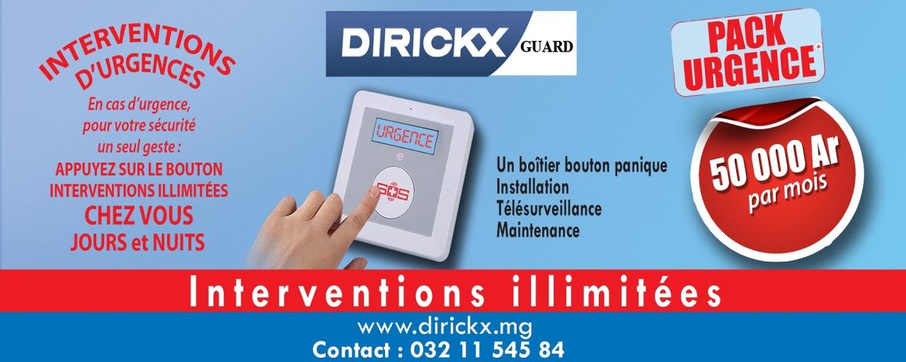 Dirickx Slide